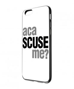 Aca Scuse Me iPhone and Samsung Cases