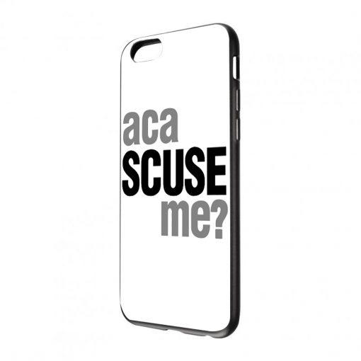 Aca Scuse Me iPhone and Samsung Cases