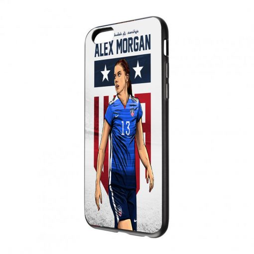 Alex Morgan Art iPhone and Samsung Cases