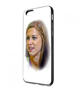 Alex Morgan Image iPhone and Samsung Cases