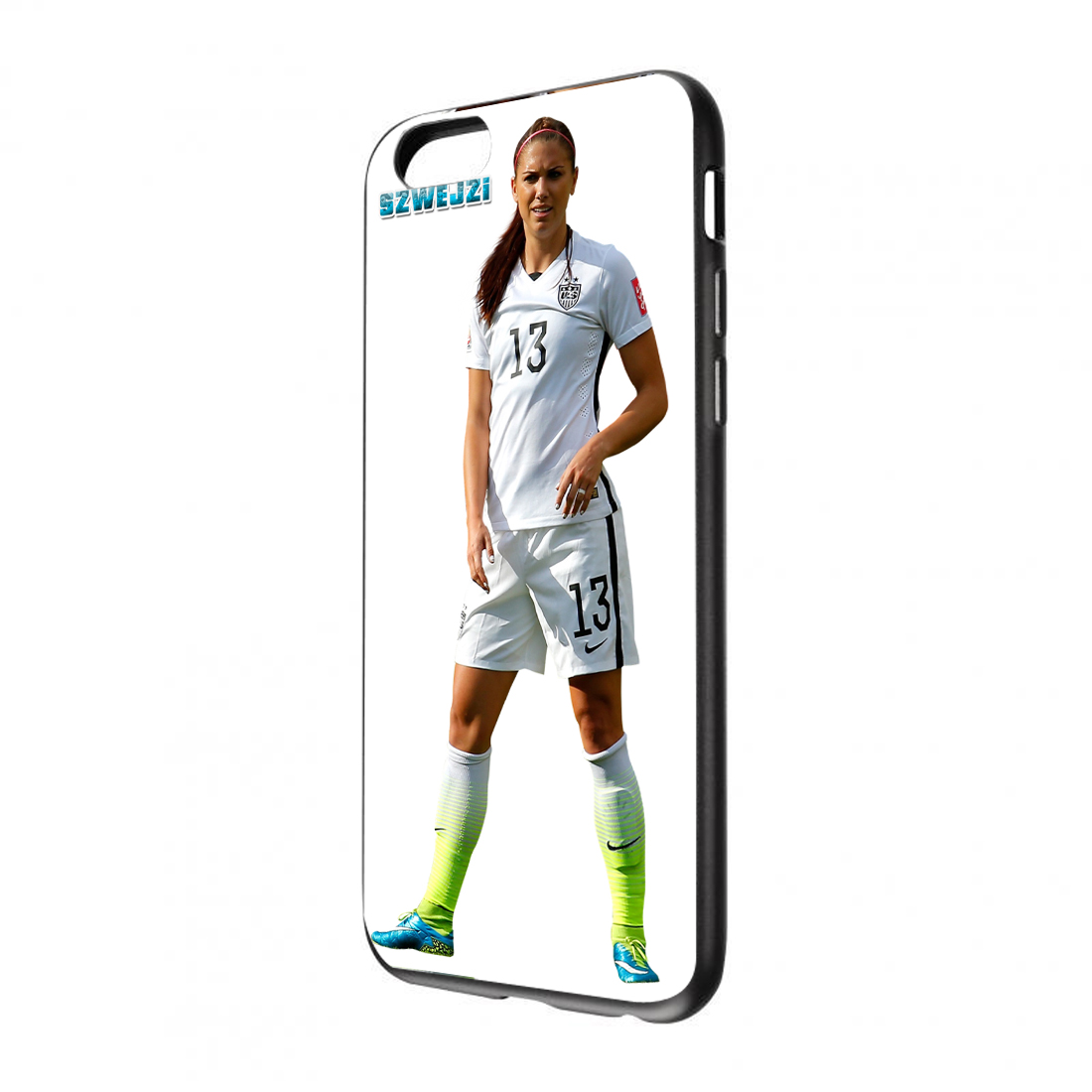 7249a8e75a4 Alex Morgan Wallpaper iPhone and Samsung Cases | Cheap Custom T ...