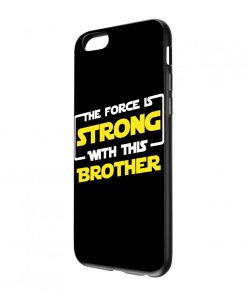 Force Brother iPhone and Samsung Cases