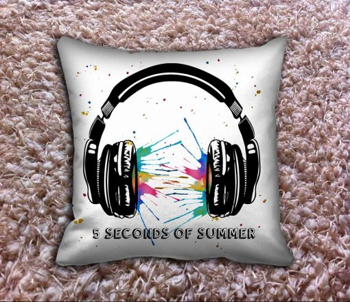 5 Seconds of Summer Pillow Case