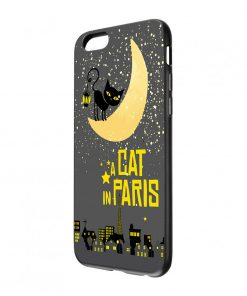 A Cat in Paris iPhone and Samsung Cases