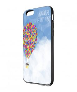 Adventure is out There iPhone and Samsung Cases