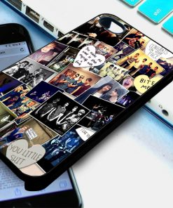 5 Second of Summer Collage iPhone and Samsung Cases