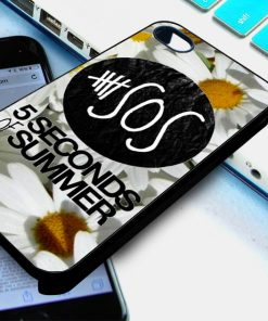 5 SOS Flower iPhone and Samsung Cases