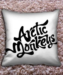 Artic Monkeys Pillow Case