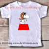 Kids Clothes Red Baron Snoopy