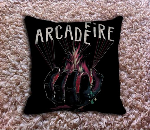 Arcade Fire Hand Pillow Covers