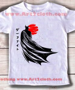 Kids Clothes Batman Japan Flag
