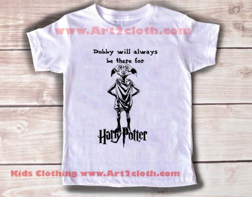 Kids Clothes Dobby Will Always
