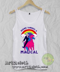 Bernie Sanders is Magical Unisex Adult Tank Top