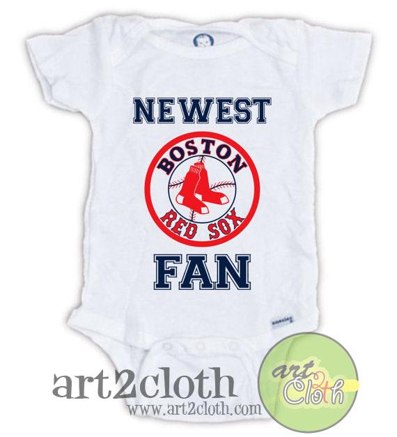 Boston red sex fan