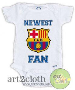 FIFA Barcelona FAN Baby Onesie