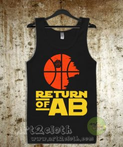Return of AB Unisex Adult Tank Top