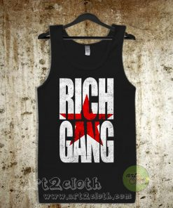 Rich Gang Unisex Adult Tank Top