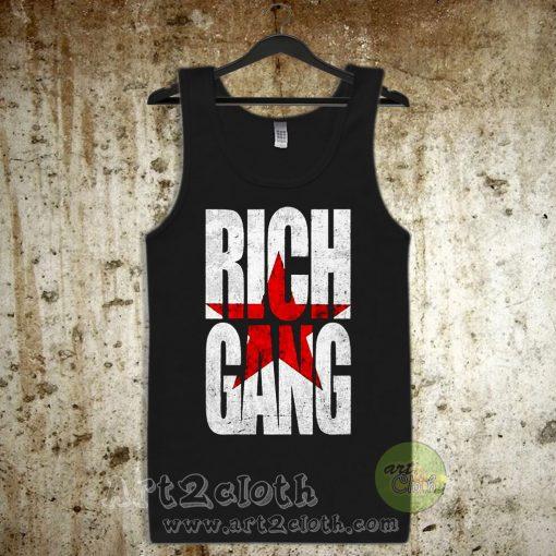 Rich Gang Unisex Adult Tank Top