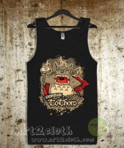 The Might Tothoro Unisex Adult Tank Top