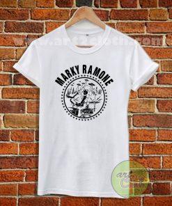 Marky Ramone T Shirt