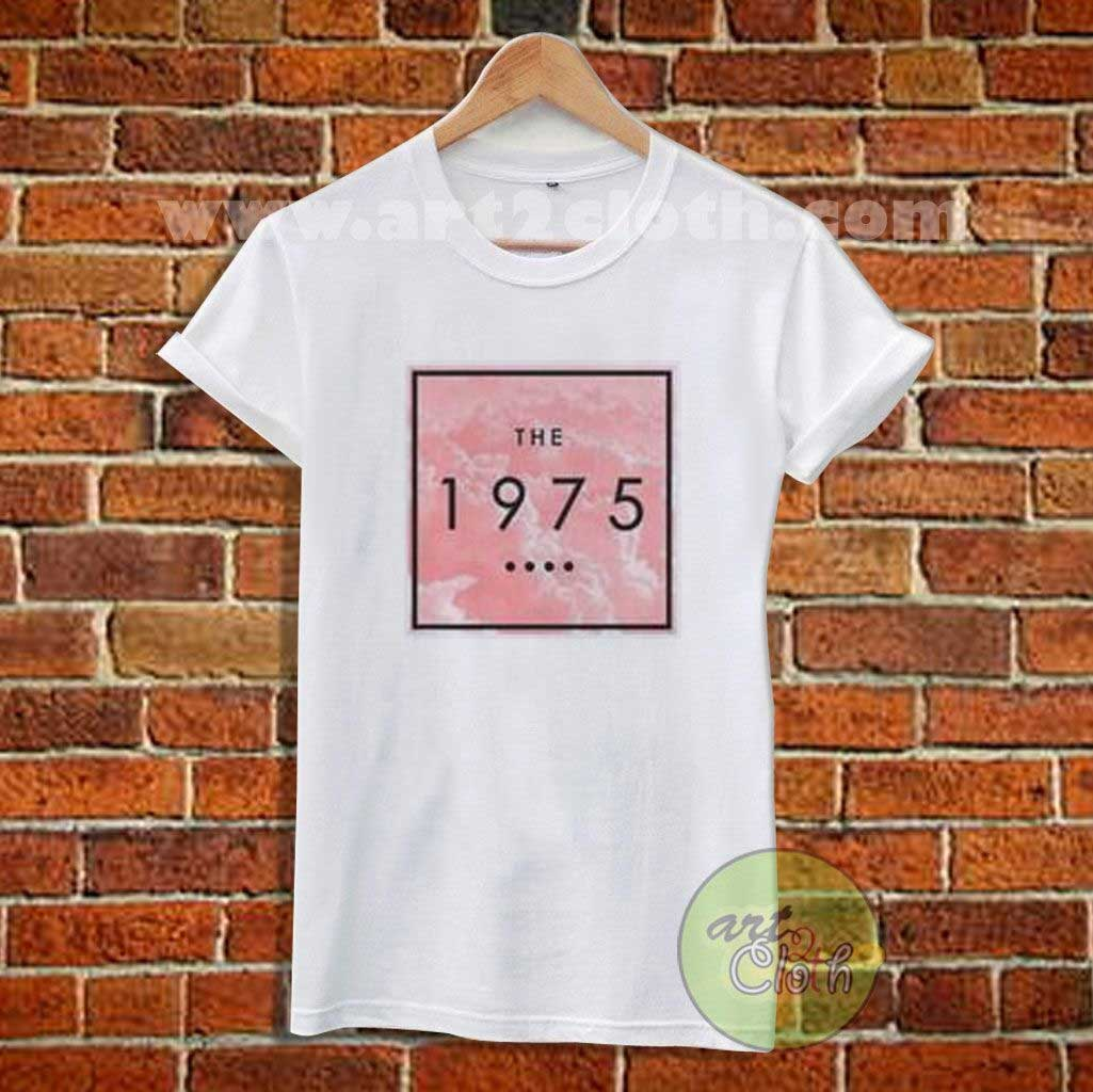 851f2dfdc The 1975 Pink Pastel T Shirt Size XS,S,M,L,XL,2XL,3XL | Cheap Custom ...