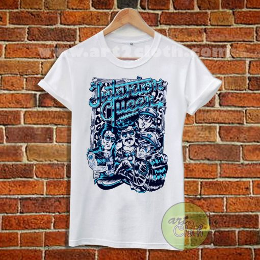 The Queers Rock Band T Shirt