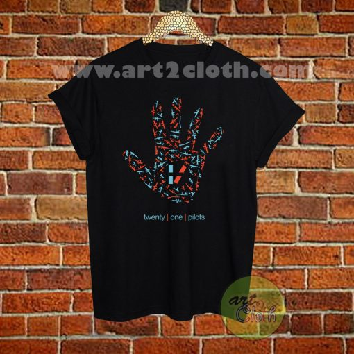 Twenty One Pilots Album T Shirt
