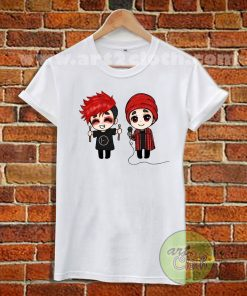 Twenty One Pilots Chibi T Shirt