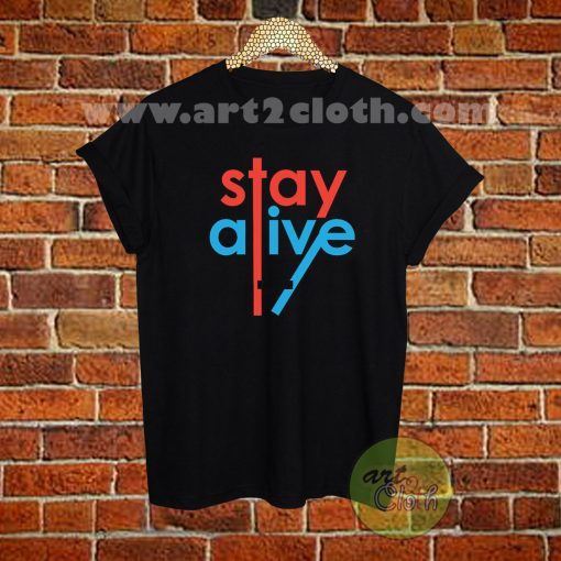 Twenty One Pilots Stay Alive T Shirt