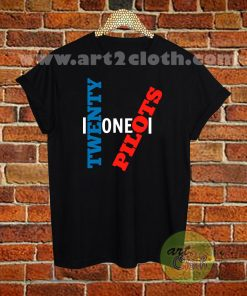 Twenty One Pilots Logo Tumblr T Shirt