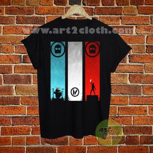 Twenty One Pilots Music Band T Shirt
