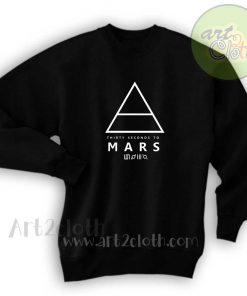 30 Seconds to Mars Unisex Sweatshirts