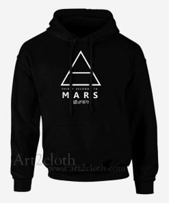 30 Seconds to Mars Unisex Hoodie