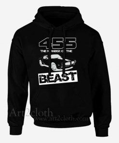 455 The Number of the Beast Unisex Hoodie