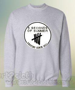 5 seconds of summer Fam Unisex Sweatshirts