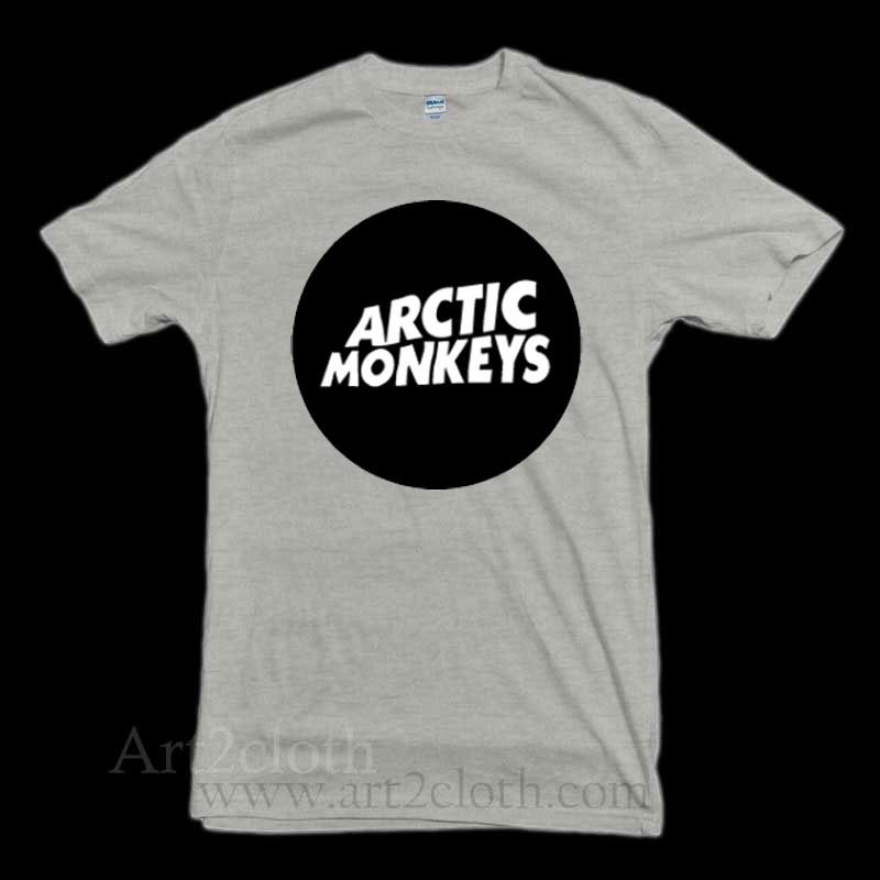 Arctic Monkeys Symbol T Shirt Size Xssmlxl2xl3xl Cheap