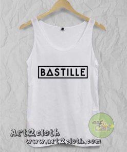 Bastille Unisex Adult Tank Top