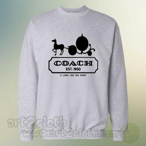Coach Est 1950 Unisex Sweatshirts