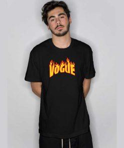 Flame Vogue T Shirt