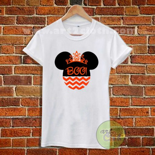Halloween Disney Minnie Mouse T Shirt