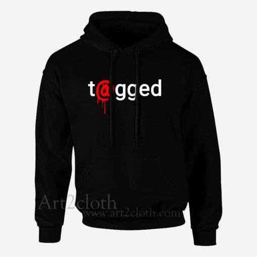T@gged Unisex Hoodie