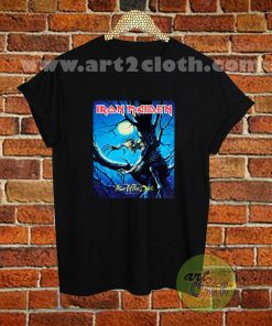 Iron Maiden Fear Of The Dark T Shirt