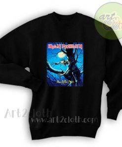 Iron Maiden Fear Of The Dark Unisex Sweatshirts