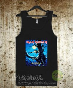 Iron Maiden Fear Of The Dark Unisex Adult Tank Top