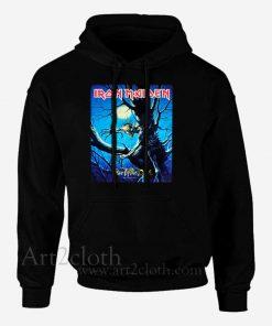 Iron Maiden Fear Of The Dark Unisex Hoodie