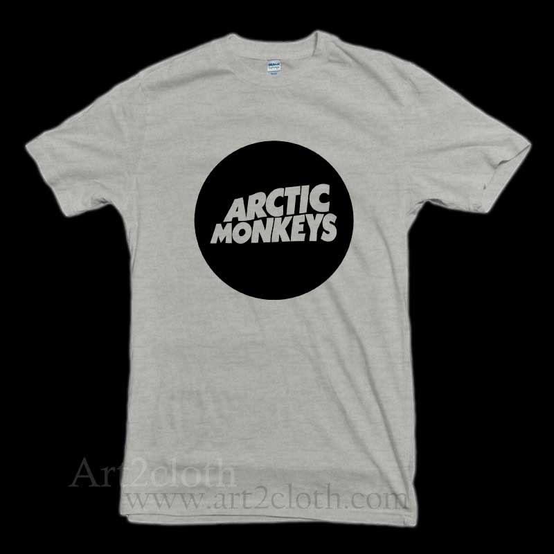 Be Unique. Shop arctic monkeys t-shirts created by independent artists from around the globe. We print the highest quality arctic monkeys t-shirts on the internet.