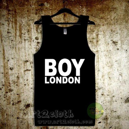 Boy London Unisex Adult Tank Top