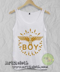 Boy London Unisex Adult Tank Top