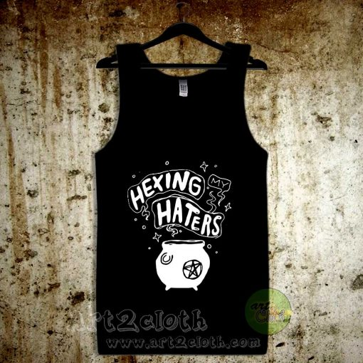 Hexing My Haters Unisex Adult Tank Top