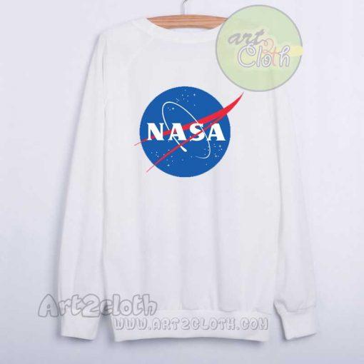 Nasa logo Unisex Sweatshirts